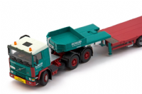 "IMC ""Scales"" Volvo F12 6x4 with Nooteboom MCO121-08V Low Loader trailer"